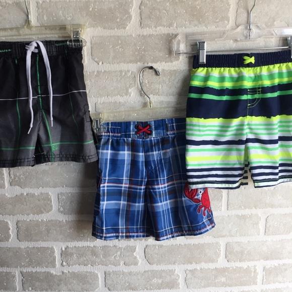 OshKosh B'gosh Other - Boys size 3 swim trunk bundle